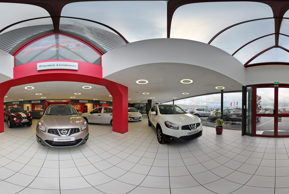 Nissan Cherbourg
