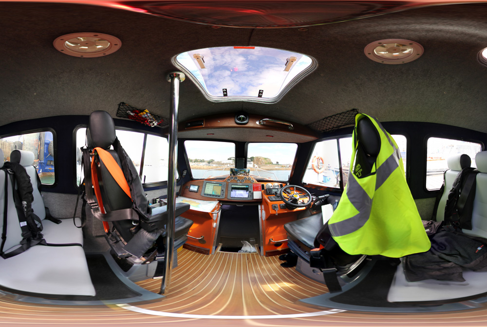 Visite virtuelle du bateau l'Esquina